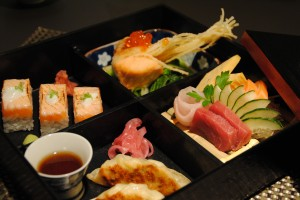 menu japones wasabi
