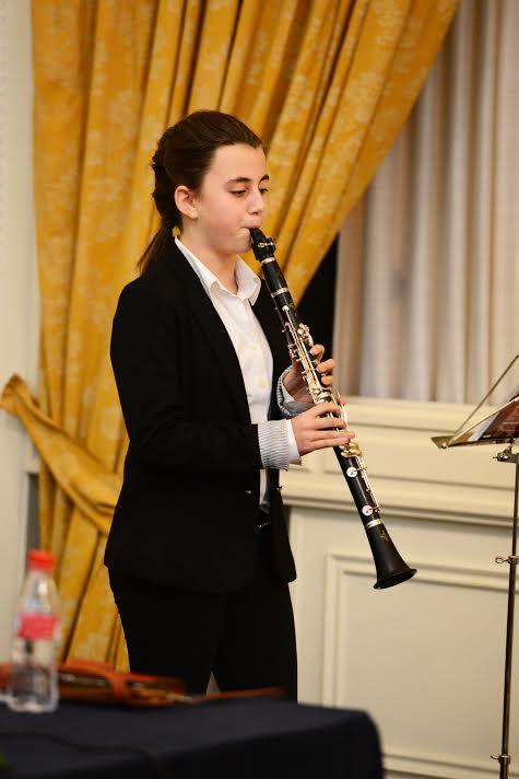 ines_moreno_iribarren_jove_musico_clarinete_bilbao_bilbaoclick