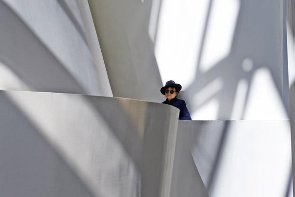 120.Yoko Ono_Guggenheim 2014-bilbaoclick
