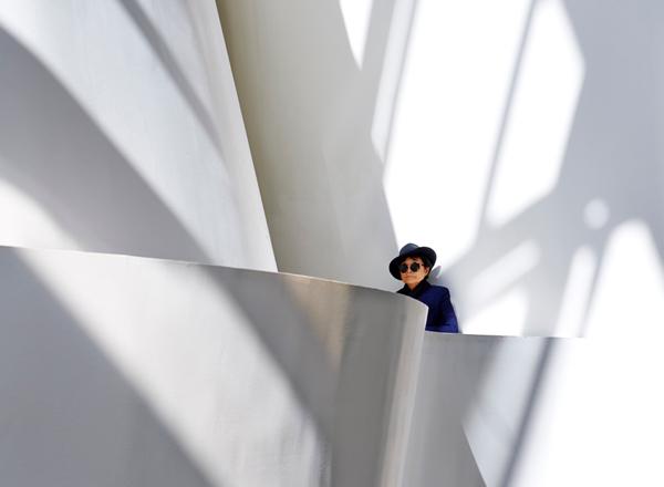 Yoko Ono Guggenheim