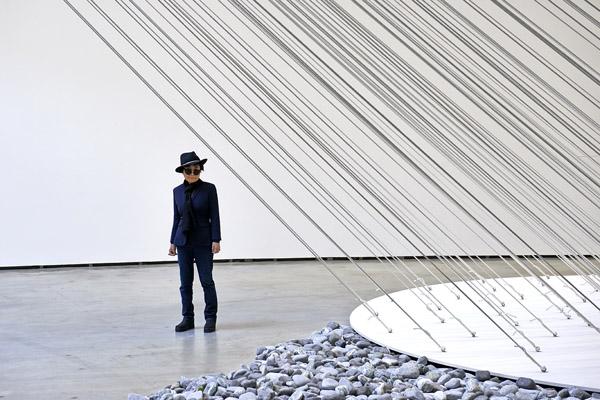 131.Yoko Ono_Guggenheim 2014-bilbaoclick