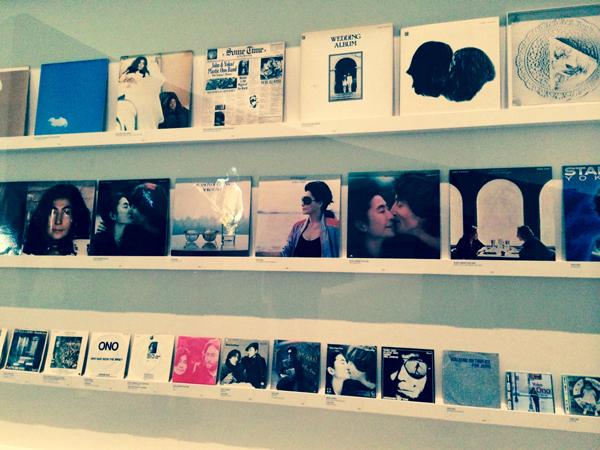 Expo de Yoko Ono