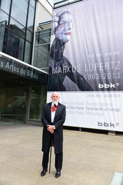Markus Lupertz Bellas Artes