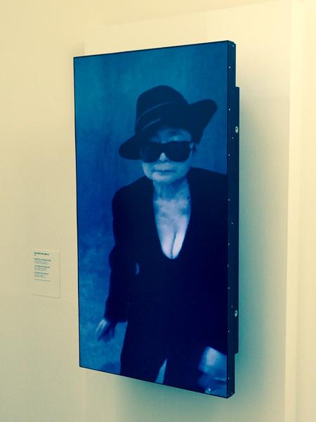 Yoko Ono video arte