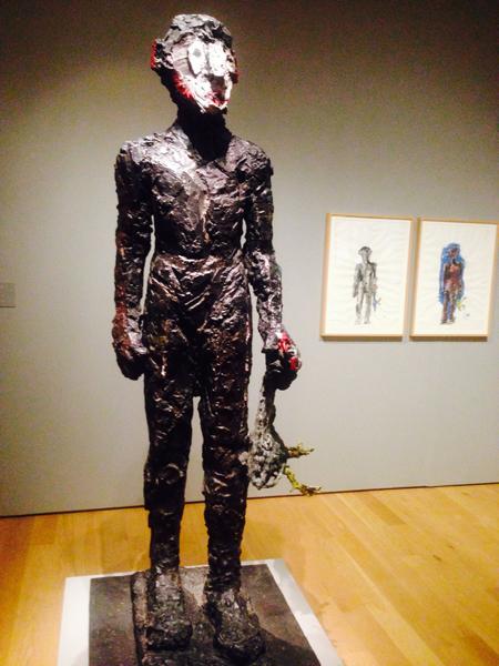 Markus Lupertz escultura