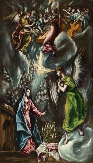 La Anunciacion
