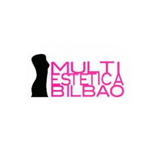 logotipo de multiestética Bilbao