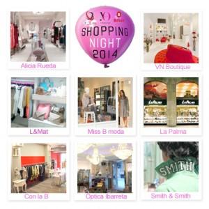 Shopping Night Bilbao 2014 Moda