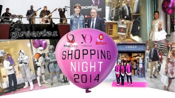 shopping night bilbao