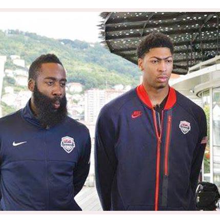 mundial-baloncesto-silken.hotel-domine-Anthony Davis