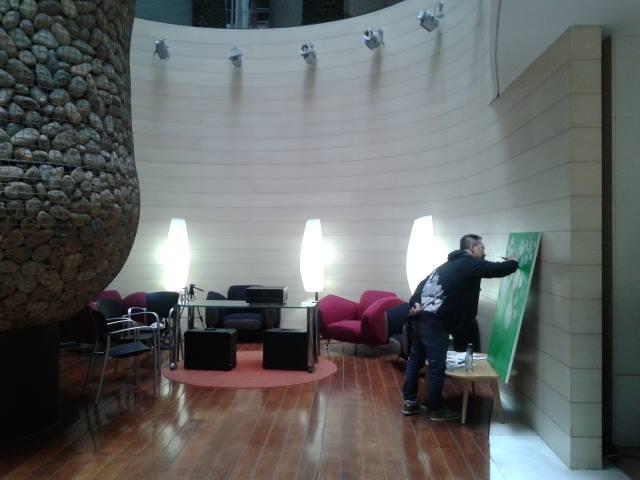 live-painting-hotel-domine-bilbao-guia