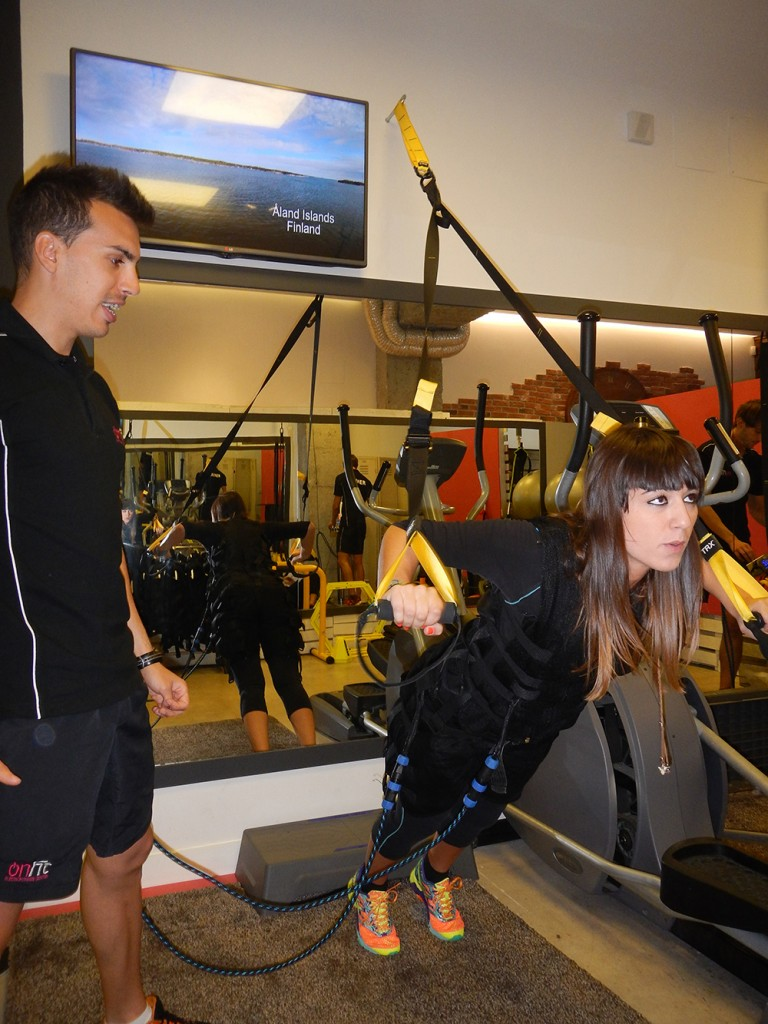 Electrofitness Onfit Center Bilbao