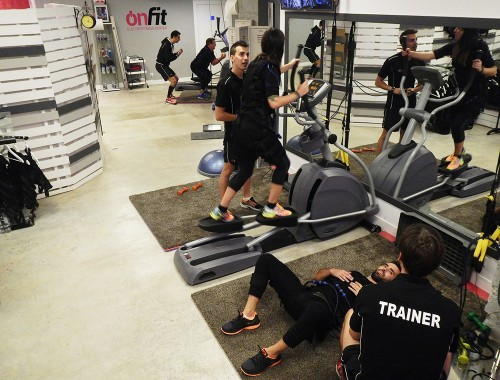 Onfit Center Bilbao Electrofitness