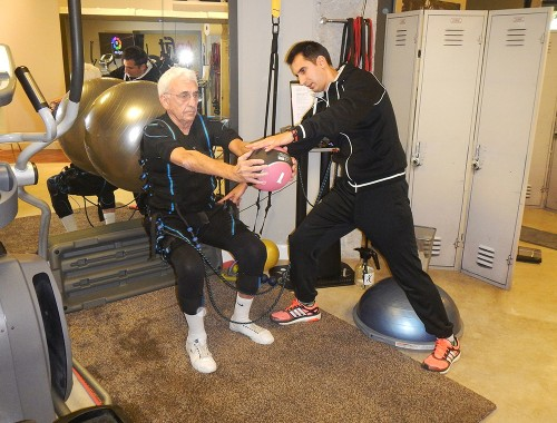 Onfit Center electrofitness bilbao
