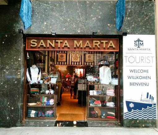 Santa Marta Bilbao Moda