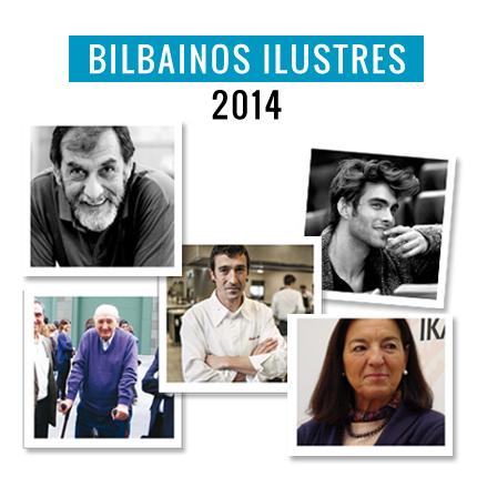bilbaínos ilustres 2014 bilbaoclick