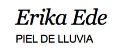Erika-Ede-Pieldelluvia-Bilbao-SalaRekalde