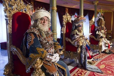 cabalgata reyes magos Bilbao