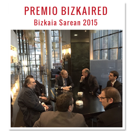 bizkaired bizkaia sarean premio 2015