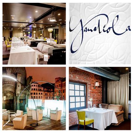 Yandiola Restaurants Bilbao
