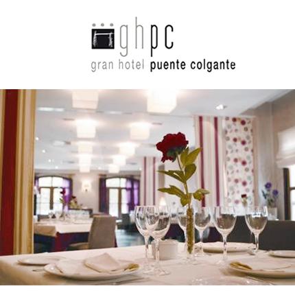 Restaurante auntz gran hotel puente colgante for Hotel puente colgante