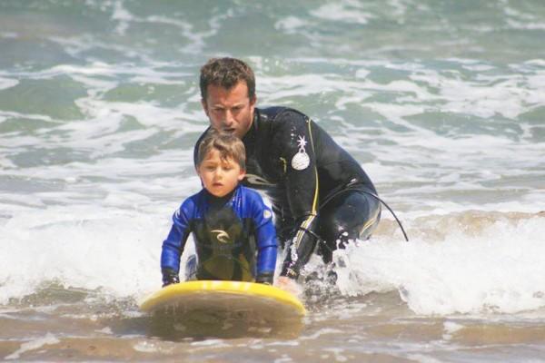 bakio surf eskola rip curl