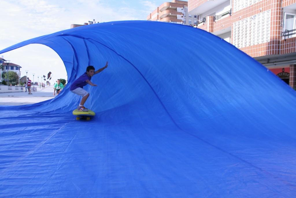 campamentos diurnos surf bakio