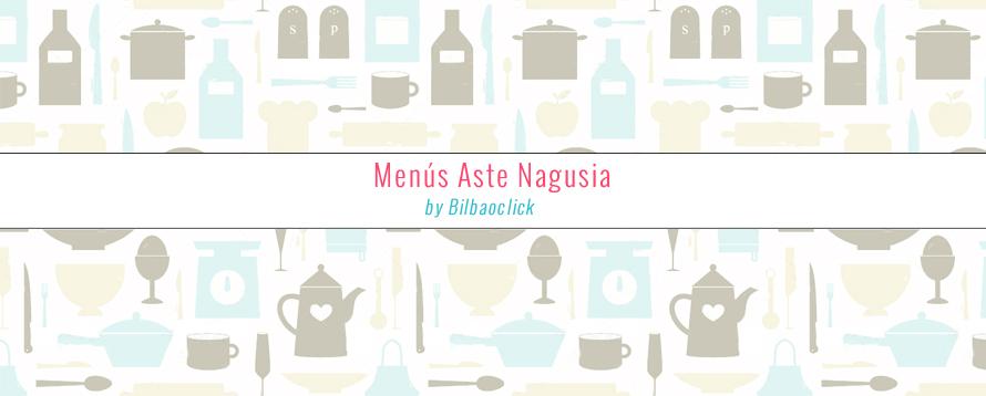 gastronómico Aste Nagusia bilbao menú