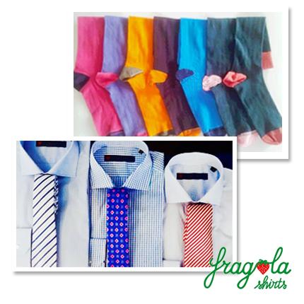 Camisas Fragola calcetines corbatas bilbao