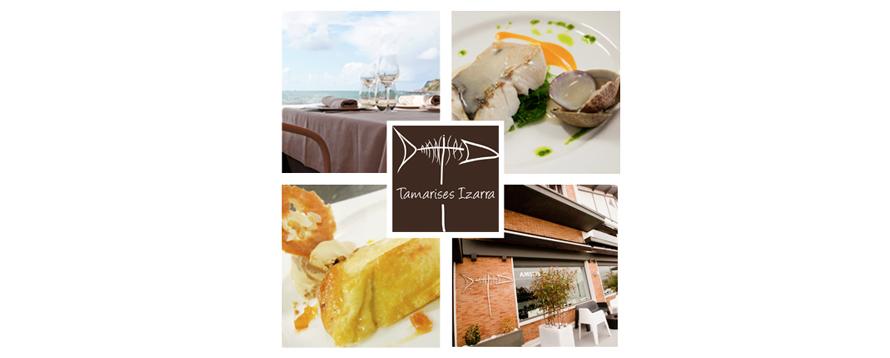 Restaujavier-hoisting-value-gastronomy-en-Alzara Tamarises hoisting restaurant Getxo