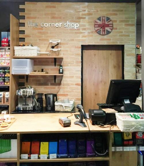 The corner shop algorta