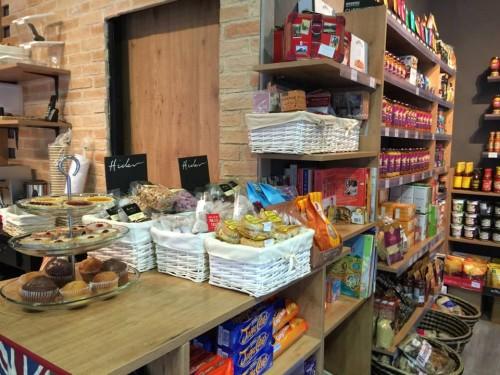 The corner shop algorta alimentos británicos