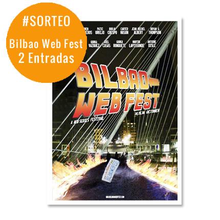 Bilbao Web Fest sorteo bilbaoclick
