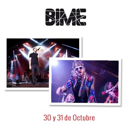 Bime Bilbao Conciertos Festival