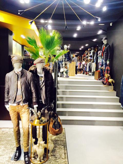 Moda Masculina Bilbao Cardenal