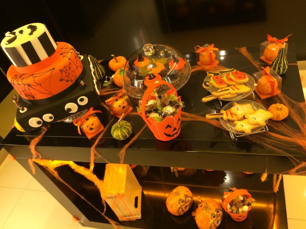 Pastelerias Bilbao Don Manuel Halloween