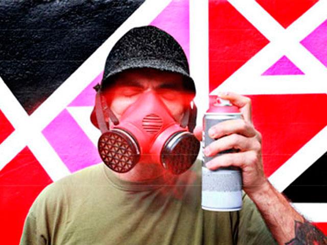 grafitti guggenheim bilbao