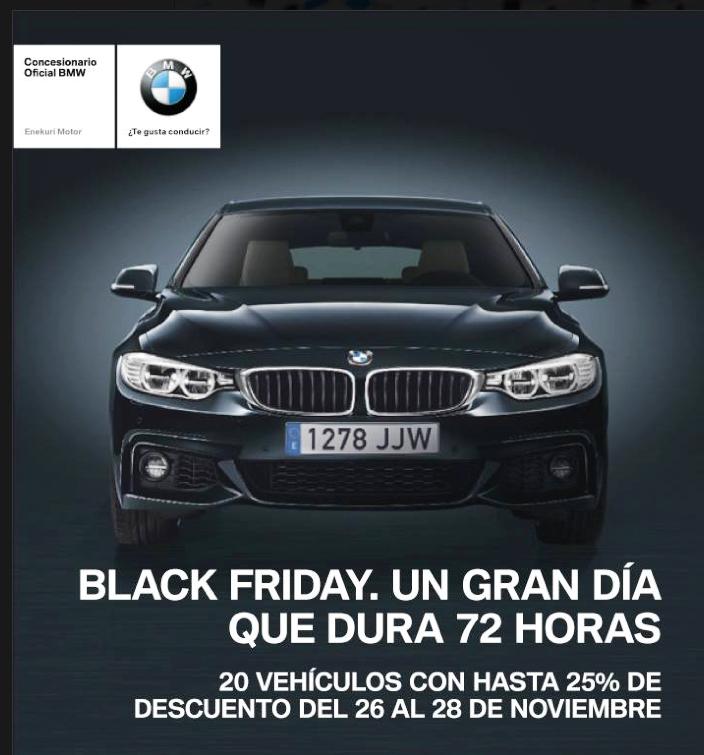 Enekuri Motor BMW Concesionario Vehículos Motor