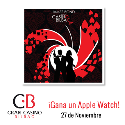 Fiesta Casino Bilbao Sorteo Apple Watch