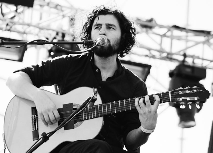 Jose Gonzalez BBK live festival bilbao
