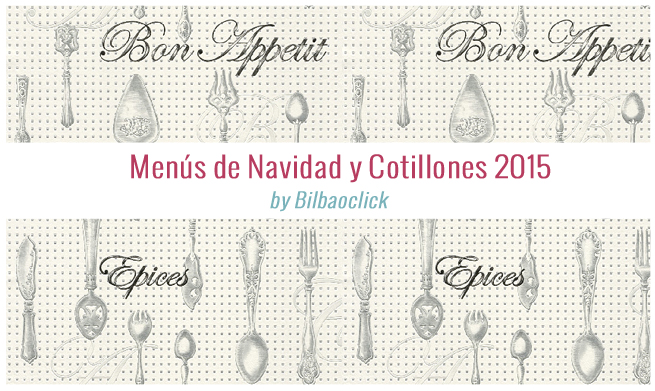Navidad - Menús-Cotillones-Hoteles-Bilbao