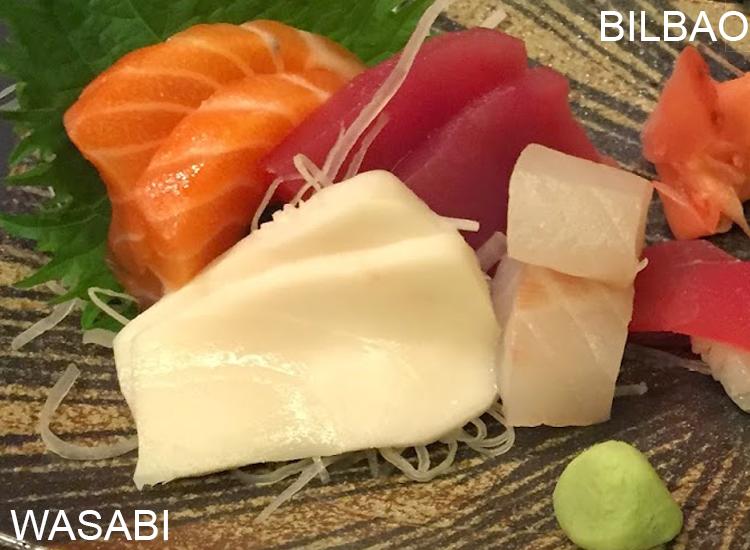wasabi bilbao sashimi restaurantes