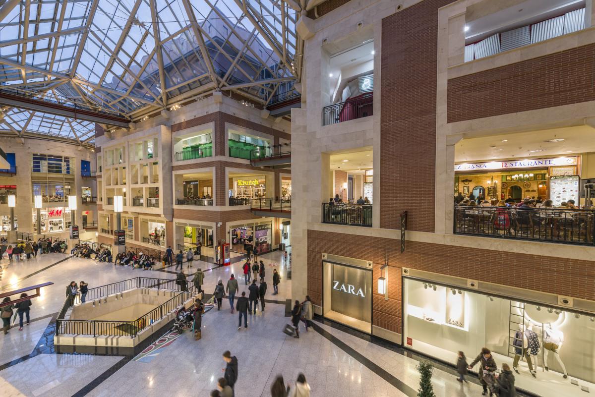 Centro Comercial Zubiarte Bilbao