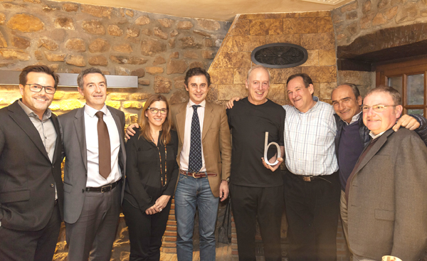 premio-bulthaup-chef-restaurador-PabloAxpe_B_de_Bulthaup_IvanCuni_IkerGoikoetxea_YOrtizdeArri_JRForaster_Bittor_ETamayo_LChillida_RGSantos
