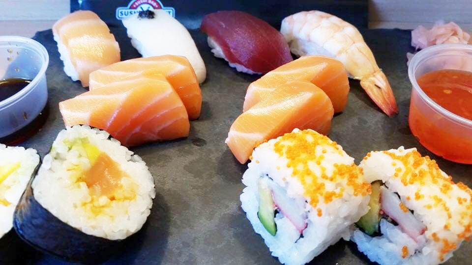 sushi artist bilbao restaurantes