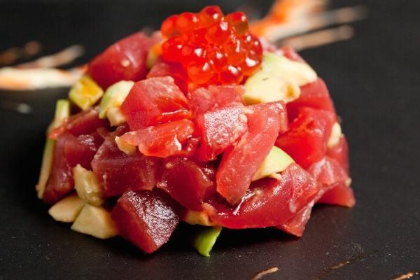 sushi artist bilbao tartar