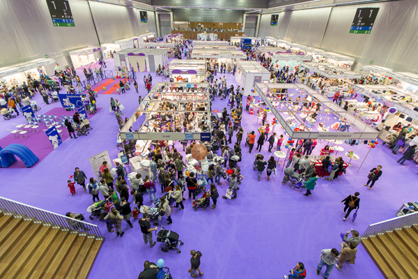 Expobaby & Kids regresa a Bilbao en 2016