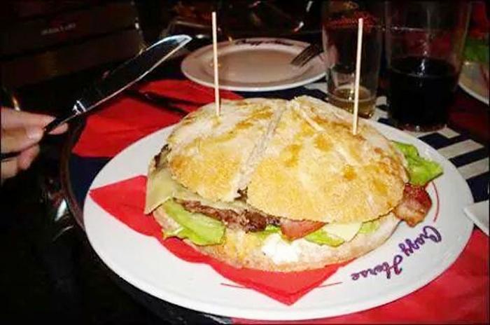crazy horse hamburguesas bilbao restaurante