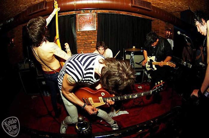 crazy horse pub conciertos bilbao