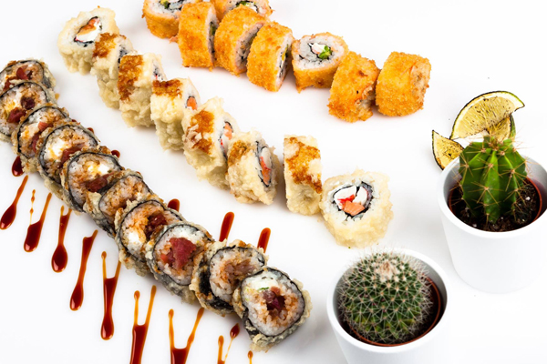 restaurante japonés bilbao wasabi